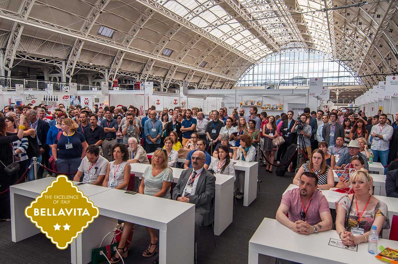 Bellavita Expo london 2015